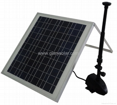 High Power Solar Water Pump