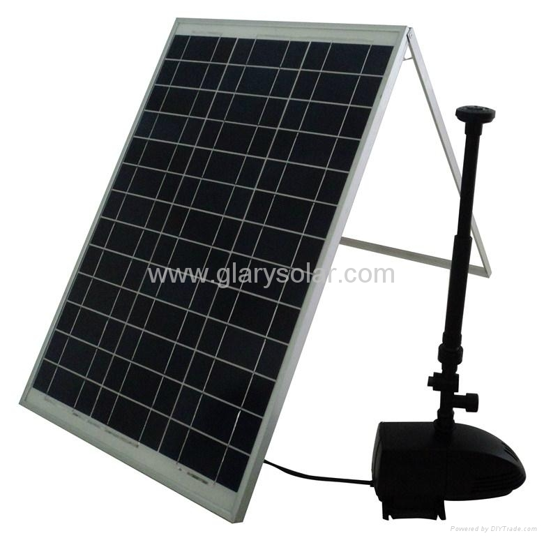 Solar Water Pump GY-D-0050 1