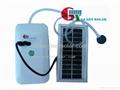 Newly Designed Portable Solar Oxygenator