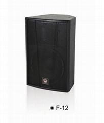 SAMON三木音响F-12 专业音响
