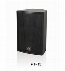 SAMON三木音響F-15 15寸專業音響