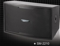 SAMON三木音響SM-2210 雙10舞臺音箱