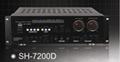 SAMON三木音響SH-7200D 合併級功放 1