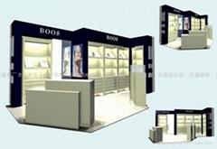 雲南化妝品展示櫃