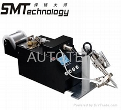 Semi-automatic soldering station