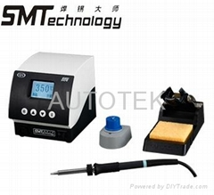 Digital temperature controlled soldering station/CE approval