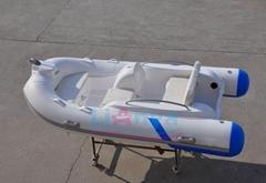 rib boat import