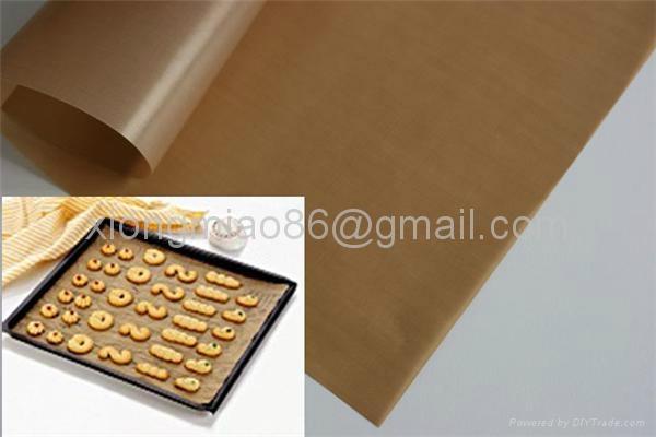 Non-stick baking liner teflon 2