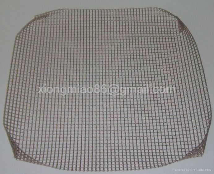 PFTE Non-stick oven mesh tray  1