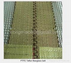 PTFE Teflon fiberglass belt