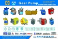 gear pump for china-made wheel loader