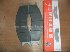 brake pad for XCMG wheel loader