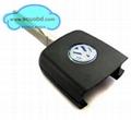 VW AUDI Remote control Key head  Shell