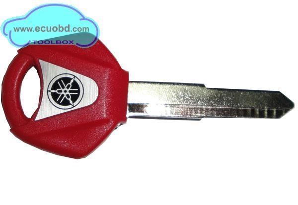 Yamaha Motocycl Key Shell (Red Color)  1