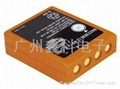 HBC遥控器充电电池 2