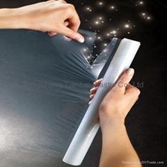 High stretch rate food wrap(PVC cling film)