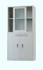 half JD koor sliding glass cabinet