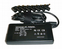 65W Slim Universal Laptop AC Adapters
