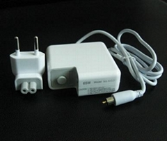Apple Universal Laptop AC Adapter,24.5V 2.65A 65W 7.7mm*2.5mm