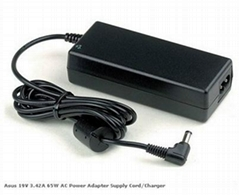 ASUS Laptop AC Adapter,19V 3.42A 5.5mm*2.5mm