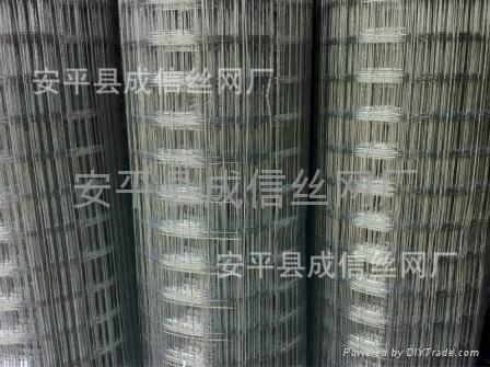 电地暖专用镀锌电焊网 2