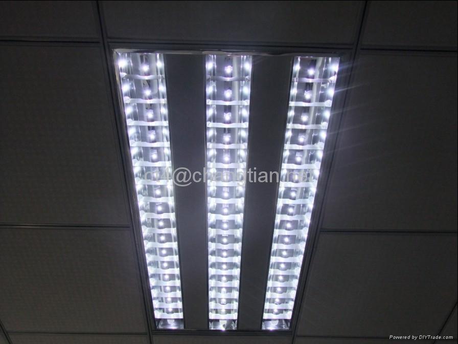 48w Led Grid Light Recessed Light Ceiling Light Office