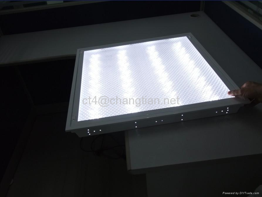 32w led grid light with cover recessed light ceiling light