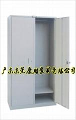 宿舍铁衣柜