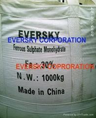 Ferrous Sulphate Monohydrate Powder&Granular 30%