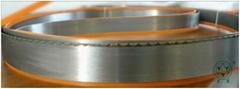 Diamond band saw blade for cutting sapphire/graphite