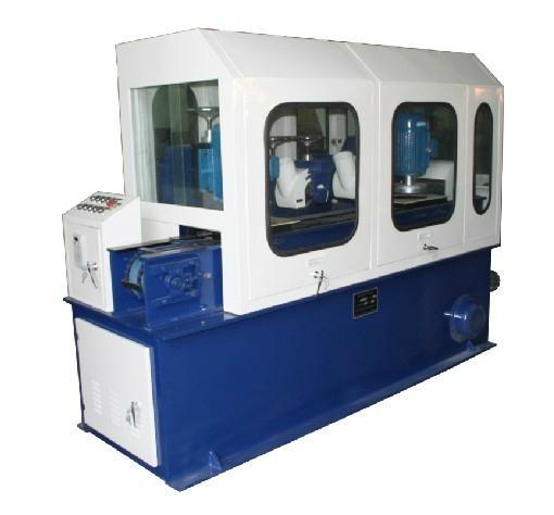 disk resurfacing machine