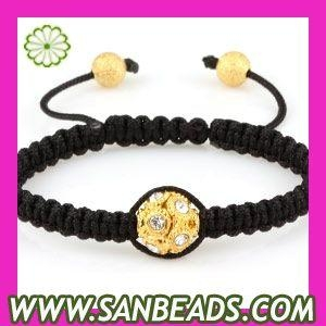 Fashion Shamballa Inspired Bead Bracelet Jewelry 3