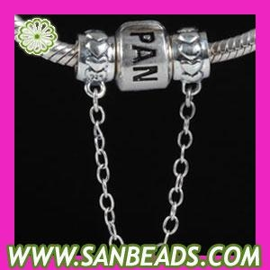 Pandora Sterling Silver Safety Chain Fits Chamilia