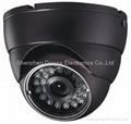 40M Dome IR CCTV CCD Camera Varifocal