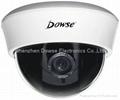 Color Low illumination Dome CCTV CCD