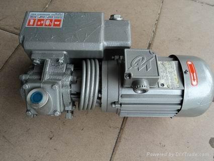 (5) 产品描述 xd系列真空泵为单级旋片式机械真空泵,结构科学紧
