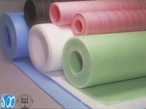 Anti-Static Expanded Polyethylene Foam Rolls 1