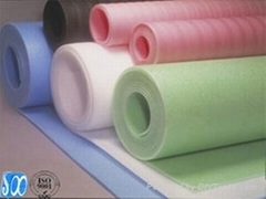 Anti-Static Expanded Polyethylene Foam Rolls