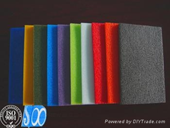High Density Expanded Polyethylene (EPE) Foam boards 1