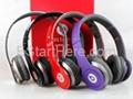 Free ship MONSTER BEATS Solo HD High Definition On-ear Headphones ControlTalk