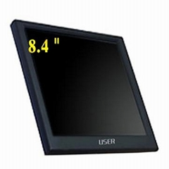 8.4 inch touch screen LCD monitor resistive type