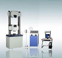 济南微机控制电液伺服液压万能试验机