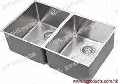 DU74D Undermount Kitchen Sink