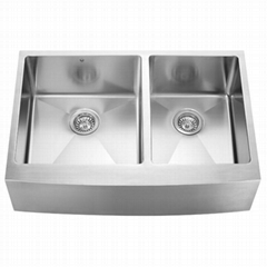JA33DR Apron Kitchen Sink