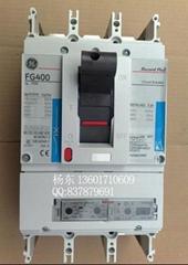 美国GE通用FG400塑壳断路器