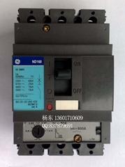 美国GE通用ND160塑壳断路器