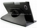 360 Degree Rotating Leather Case For Acer Iconia Tab A500