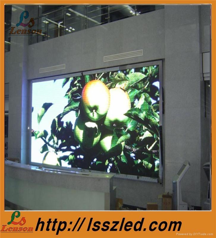 P6 display led screen indoor 1