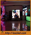 led commercial advertising display screen p10 indoor full color 2