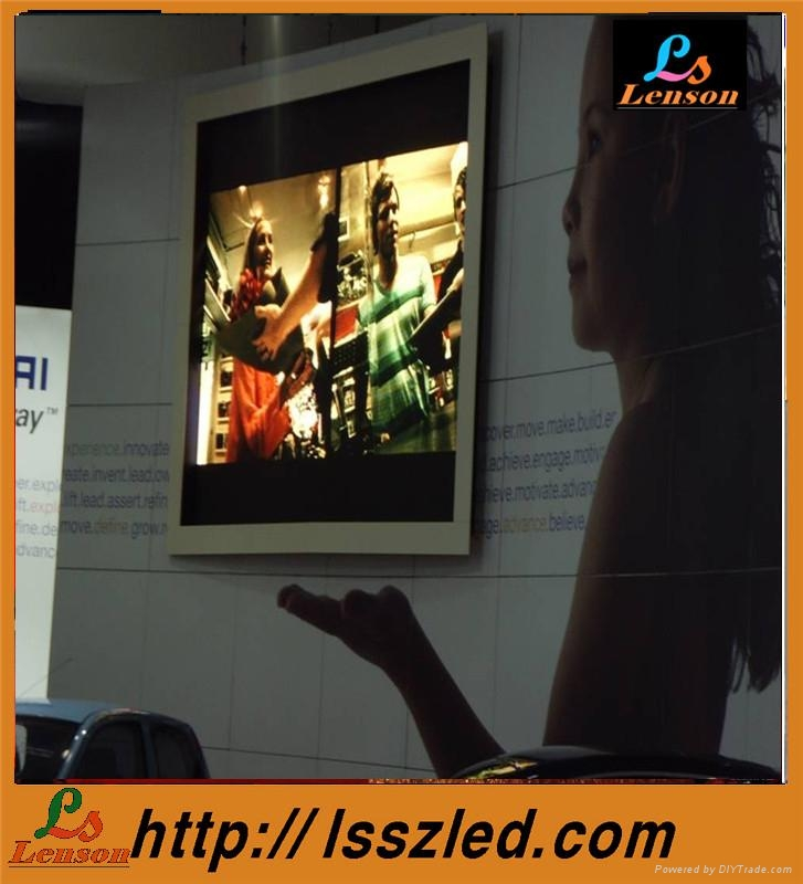 led commercial advertising display screen p10 indoor full color 3